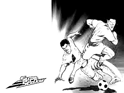 Supa Strikas Coloring Pages 5